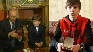 Andrij Seńko 10 lat temu i obecnie