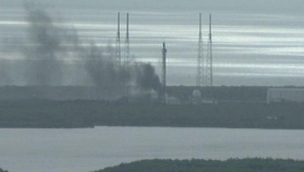 USA: Rakieta SpaceX eksplodowa�a na przyl�dku Canaveral na Florydzie