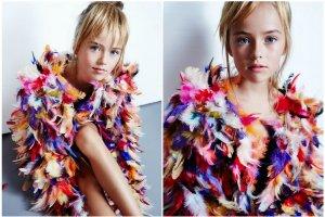 """""""Najpiękniejsza dziewczynka świata"""", Kristina Pimenova, rozpoczyna profesjonalną karierę. Nie za wcześnie?"""