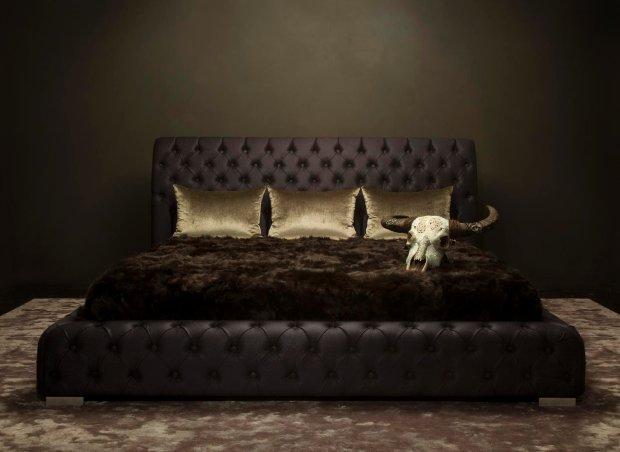 Luksusowe meble projektu Erica Kustera