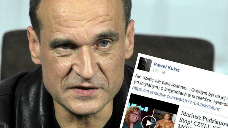 Paweł Kukiz i jego szokujący wpis