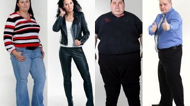 """Uczestnicy """"Fat Killers. Zabójcy tłuszczu"""""""