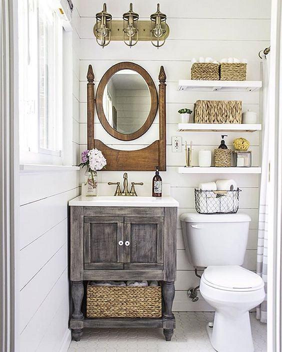 Meble do łazienki - urządź ją jak chcesz!