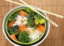 Warzywa po azjatycku - ugotuj