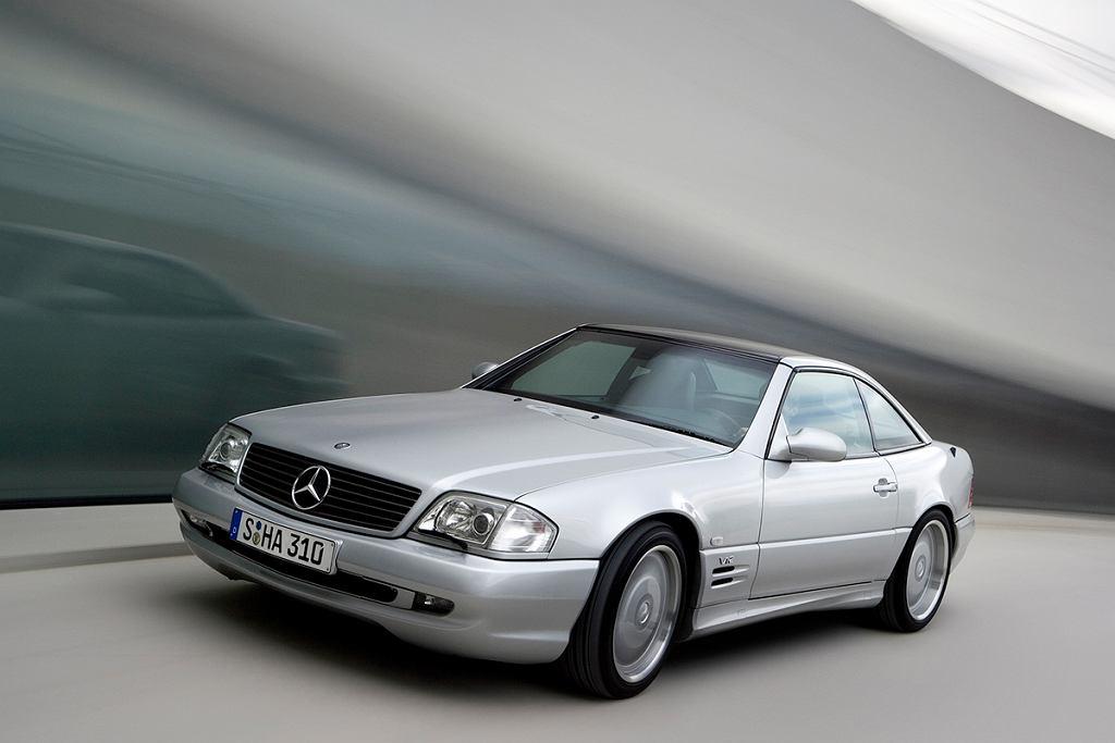 Mercedes Benz SL73 AMG