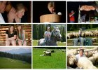 Zda�a egzamin na bac�: strzy�e owce i pucuje oscypki