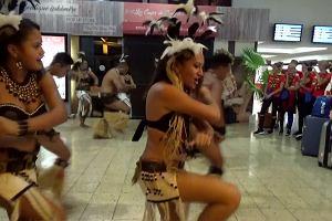 Gorące powitanie Papeete. Siatkarki z Katowic gotowe do walki o mistrzostwo świata