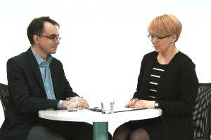 """Temat dnia """"Gazety Wyborczej"""": Czy wyniki wyborów do lokalnych parlamentów w Niemczech pokazały nową twarz państwa? Rozmowa Aleksandry Klich z Piotrem Burasem"""