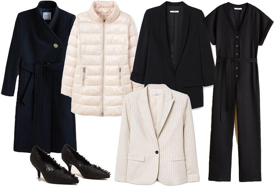 Klasyczne ubrania z nowej kolekcji Mango - wybór redakcji