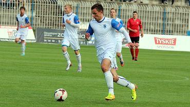 Trzecia liga: Stilon Gorzów - Ślęza Wrocław 0:1 (0:0). Patryk Nowaczewski