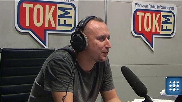Miko�aj Lizut w TOK FM