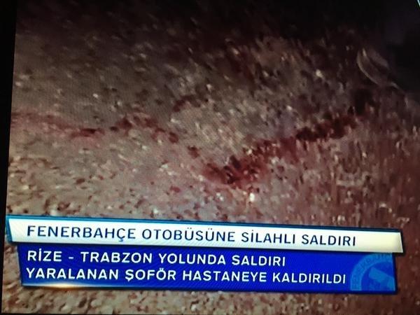 Pi�ka no�na. Liga turecka zawieszona po strzelaninie