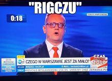 Gdyby to internauci mieli głosować, prezydentem Warszawy zostałby Tanajno. Albo pani Krzekotowska [MEMY]