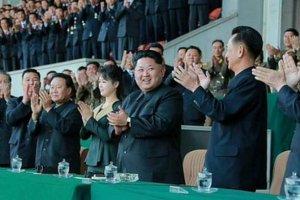 Korea P�n. �ona Kim Dzong Una pokaza�a si� publicznie po raz pierwszy od grudnia