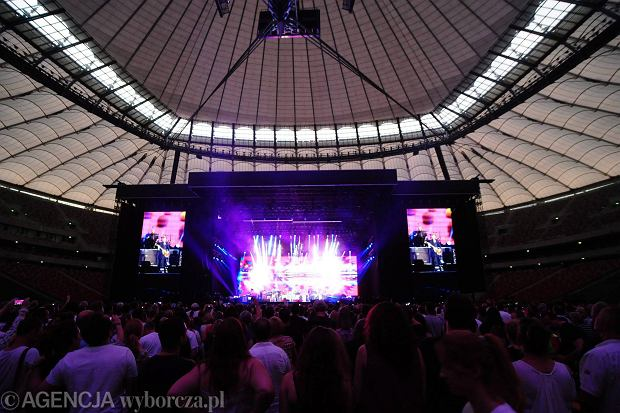 Paul McCartney na Stadionie Narodowym w Warszawie