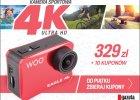 Kamera sportowa 4K w super cenie za kupony z Wyborczej!