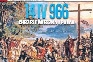 Chrzest Mieszka i Polan
