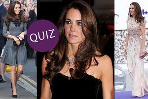 Ile wiesz o Kate Middleton? Przekonaj si�!