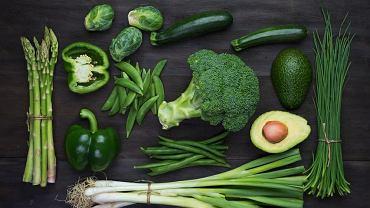 Dieta bez witamin z warzyw i owoców nie daje szans na zachowanie zdrowia