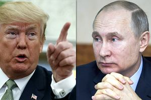 Nowe sankcje Amerykanów na Rosję. Trump ostrożny, kongresmeni chcą więcej
