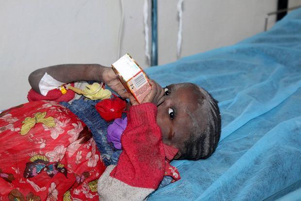 """""""Kolosalna"""" liczba. Co czwarte dziecko na świecie żyje w rejonach konfliktów zbrojnych"""