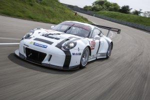 Porsche 911 GT3 R | L�ejsze i szybsze od GT3 RS