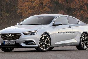 Opel Insignia Coupe | Najładniejsze coupe w segmencie?