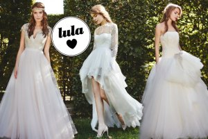 Laurelle jesie�-zima 2014/15 - zobacz przepi�knie zdobione suknie �lubne polskiej marki