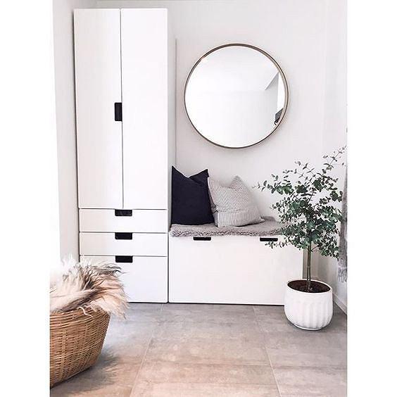 1000 Images About Ikea Showroom Inspiration On Pinterest: Pomysły Na Przedpokój W Bloku. Aranżacja Małego