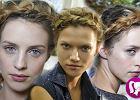 Modne fryzury tego lata - warkocz wokół głowy jak u Valentino