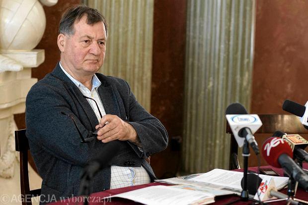 Prof. Stanisław Mikołajczak