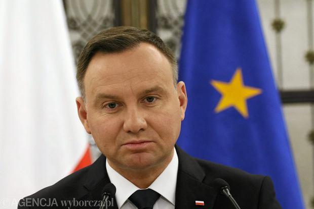 Zdjęcie numer 1 w galerii - Będzie spór na linii Andrzej Duda -  PiS? Partia chce ograniczyć rolę prezydenta