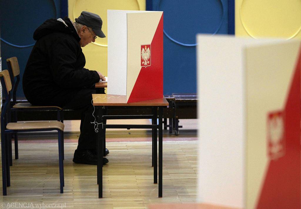 Wybory samorządowe w Warszawie
