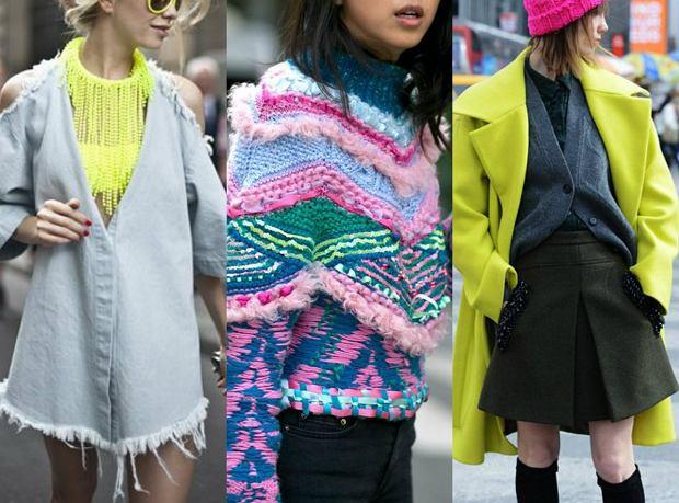 Ostre kolory, nieoczywiste stylizacje, czyli bluza królową sezonu!