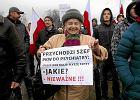 W kilkunastu miastach w Polsce odby�y si� protesty zwi�zane z wyborami