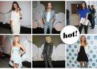 Siedem najciekawszych stylizacji gwiazd z prezentacji wiosennej ram�wki TVN-u