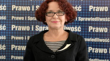 Posłanka Elżbieta Kruk(PiS)