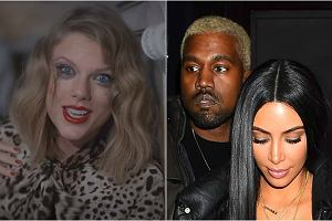 Taylor Swift, Kim Kardashian, Kanye West