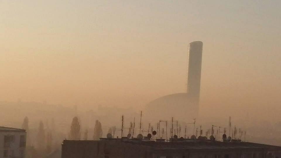 Портал AirVisual: Вроцлав - город с самым загрязненным воздухом в мире
