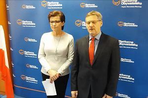 Politycy z Olsztyna w obronie pracownika TVP
