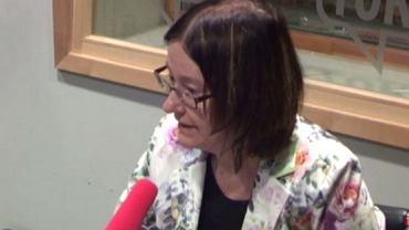"""Prof. Irena Lipowicz w """"Poranku Radia TOK FM"""""""