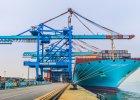 """Jak żyje się na morzu w całkowitym oderwaniu od bliskich? Z wizytą na kontenerowcu """"Mayview Maersk"""""""