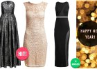 Sukienki sylwestrowe - przegl�d najmodniejszych fason�w