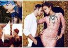 """Seksowna Jennifer Lopez i gor�cy Ryan Guzman razem w magazynie """"Latina"""". Promuj� film """"The Boy Next Door"""", czyli thriller erotyczny ze swoim udzia�em. Zapowiada si� niez�y spektakl! [ZDJ�CIA]"""