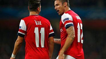 Arsenal Londyn - Napoli 2:0