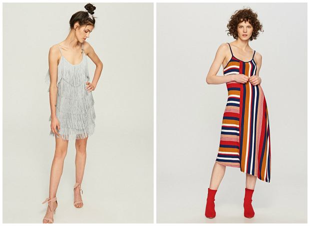Reserved sukienki nowa kolekcja