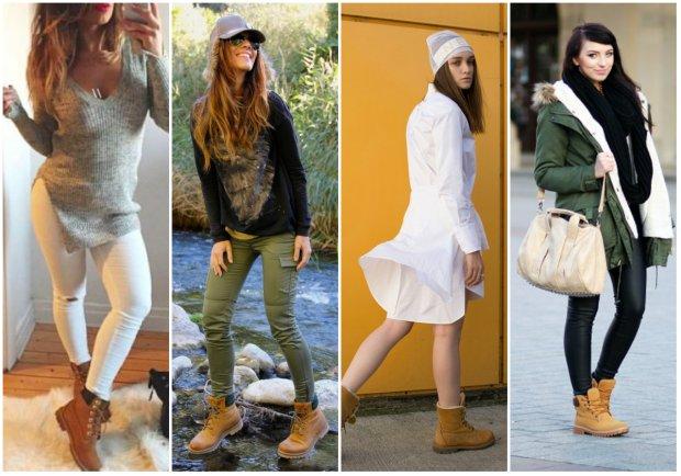 Słynne buty od Timberland - jak nosić kultowe timberlandy   DUŻO ... a36c6e17872