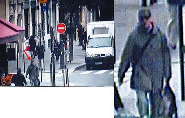Prokurator: Za czterema atakami we Francji mo�e sta� ten sam sprawca. S� zdj�cia z monitoringu