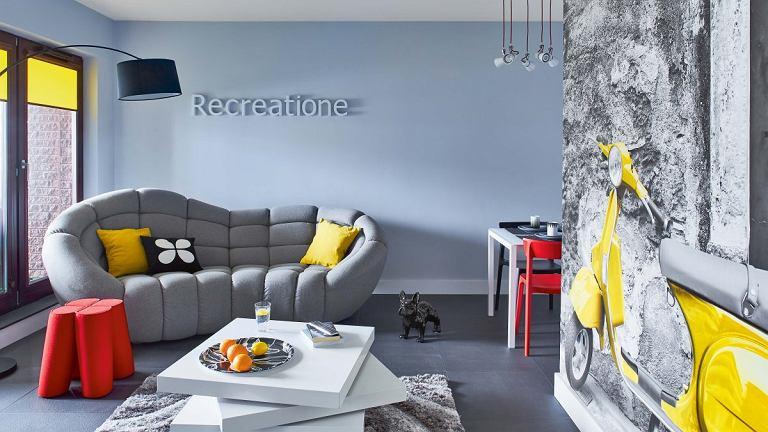 Aranżacja mieszkania inspirowana Włochami