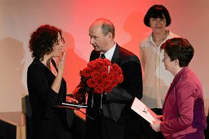 Elisabeth Asbrink laureatk� Nagrody Kapu�ci�skiego [LAUDACJA]